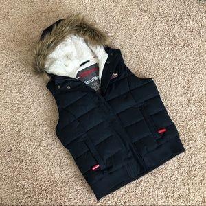 Superdry Hooded vest